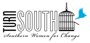 Turn South Logo